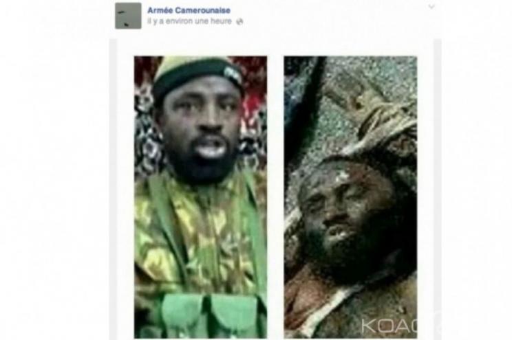 Cameroon Military Announces The Killing Of Boko Haram Leader Abubakar Shekau